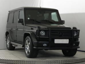 Mercedes-Benz G 2010 Off road čierna 1