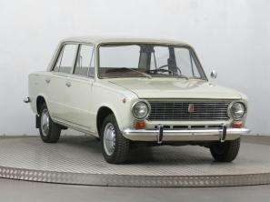 VAZ-Lada 2101 1974 Sedan bílá 1