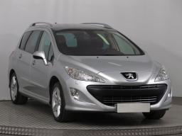 Peugeot 308 2010 Combi silver 6